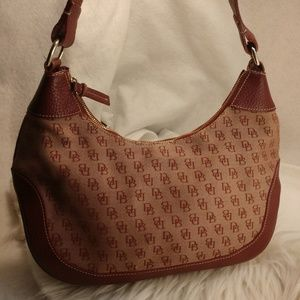 Authentic Dooney & Bourke purse and bag